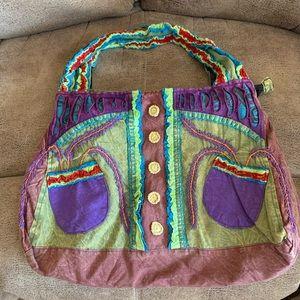 Rising International Shoulder Bag